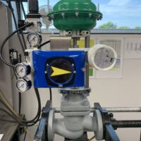 Photo by Control Products: VAC V200 Explosion Proof I/P
