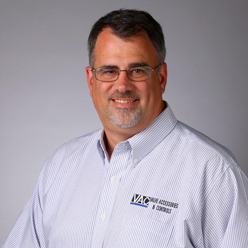 Bob Goodwin of Valve Accessories & Controls, INC.