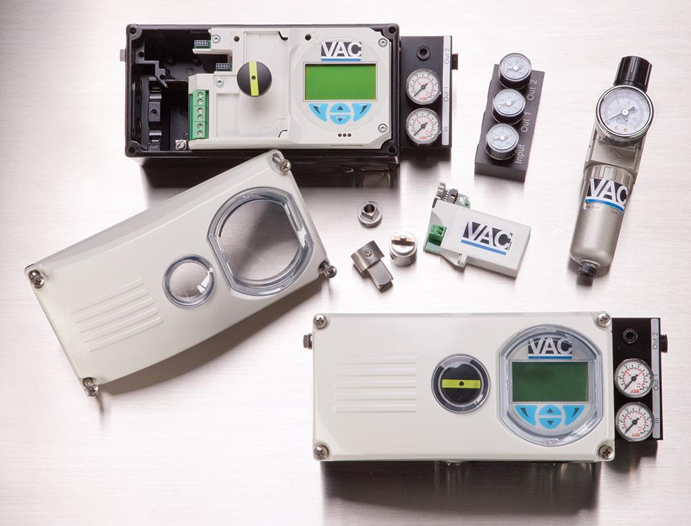D500 Advanced Digital Positioner