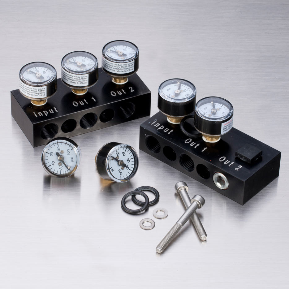VAC Digital Gauge Blocks