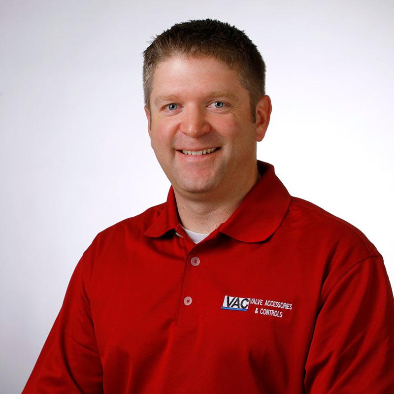 Randy Estes of Valve Accessories & Controls, INC.