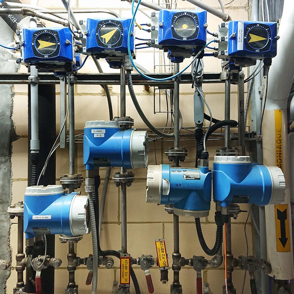 Retrofit your valve with a VAC Positioner