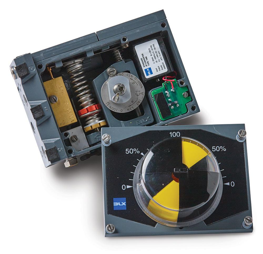 V100E Electropneumatic Positioner