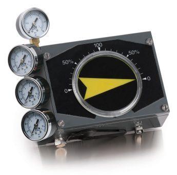 V100E - Fail Freeze Positioner