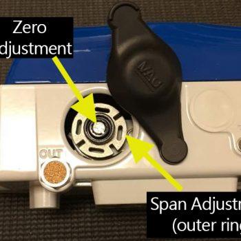 Reset Zero Adjustment